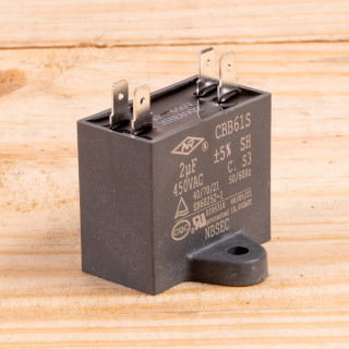 Image of Capacitor - NEW - Fan - 69700442 - Friedrich - 1