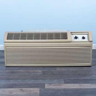 Image of 9k BTU Reworked Gold-rated Amana PTAC Unit with Heat Pump - 208/230V, 20A