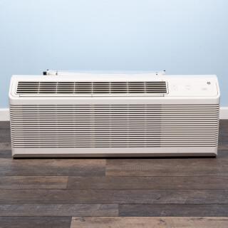 Image of 12k BTU New GE PTAC Unit with Resistive Electric Heat Only - 208/230V (AZ45E12DAB)