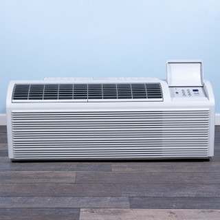 Image of 9k BTU Reworked Gold-rated Friedrich PTAC Unit with Heat Pump - 208/230V, 20A, NEMA 7-20