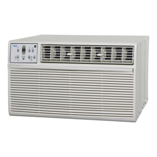 "Image of Window Air Conditioner Unit - 12k Midea Arctic King ER72 Series 26"" Air Conditioner With Resistive Electric Heat"