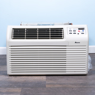 Image of New Amana 9,000 BTU TTW Air Conditioner 230V 15A with Digital Controls No Heat